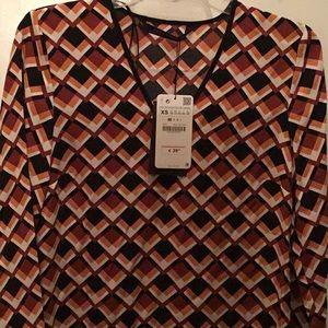 New Zara dress size xs